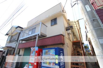 千葉県市川市、下総中山駅徒歩8分の築49年 2階建の賃貸アパート