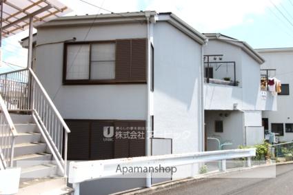千葉県市川市、本八幡駅徒歩13分の築22年 2階建の賃貸アパート