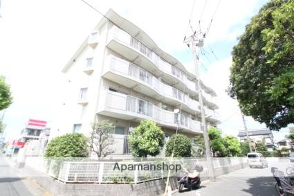 千葉県市川市、市川大野駅徒歩20分の築31年 4階建の賃貸マンション
