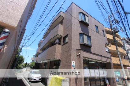 千葉県市川市、江戸川駅徒歩20分の築22年 3階建の賃貸マンション