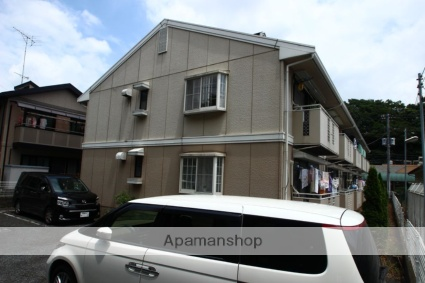 千葉県市川市、市川大野駅徒歩3分の築29年 2階建の賃貸アパート