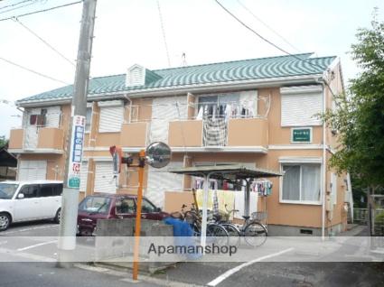 千葉県市川市、船橋法典駅徒歩15分の築24年 2階建の賃貸アパート