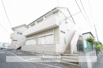 千葉県市川市、原木中山駅徒歩4分の築23年 2階建の賃貸アパート