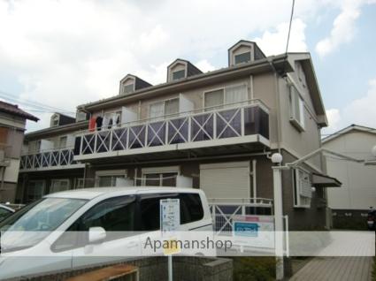 千葉県市川市、市川駅徒歩15分の築16年 2階建の賃貸アパート