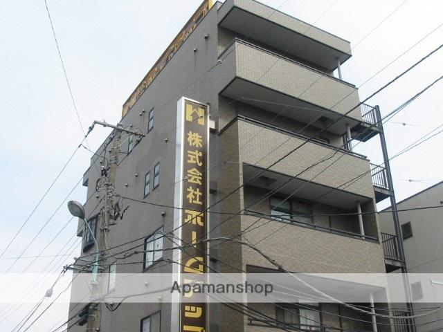 千葉県船橋市、下総中山駅徒歩9分の築20年 5階建の賃貸マンション