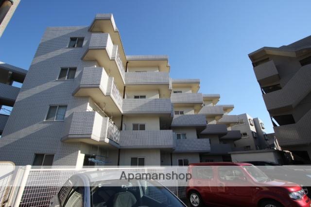 千葉県船橋市、船橋駅徒歩11分の築28年 4階建の賃貸マンション