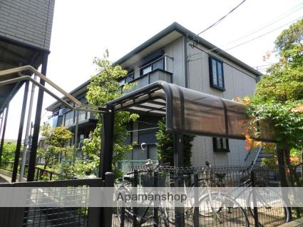 千葉県船橋市、船橋駅徒歩12分の築16年 2階建の賃貸アパート