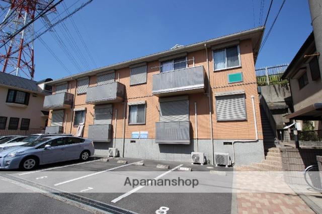 千葉県船橋市、船橋駅徒歩13分の築9年 2階建の賃貸アパート