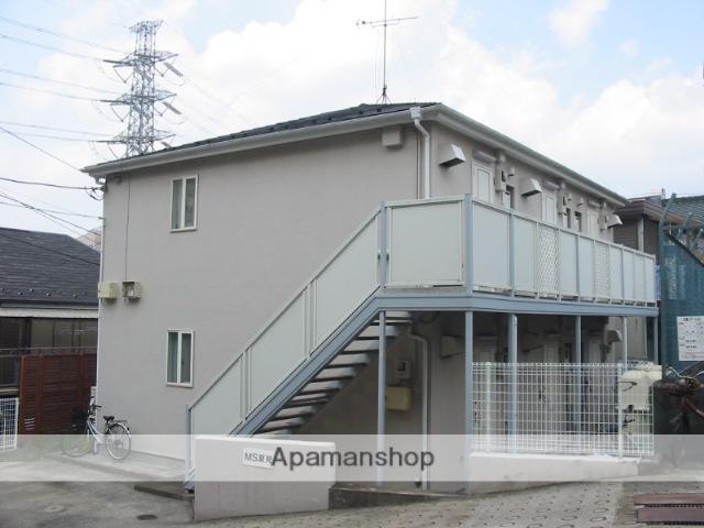 千葉県船橋市、塚田駅徒歩13分の築24年 2階建の賃貸アパート