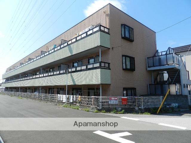 千葉県船橋市、東船橋駅徒歩5分の築22年 3階建の賃貸マンション