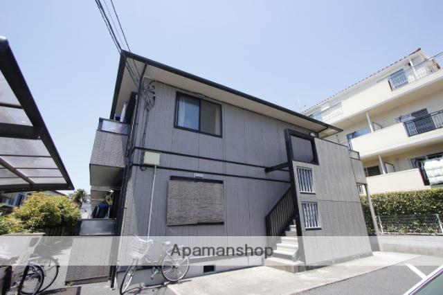 千葉県船橋市、船橋駅徒歩14分の築18年 2階建の賃貸マンション