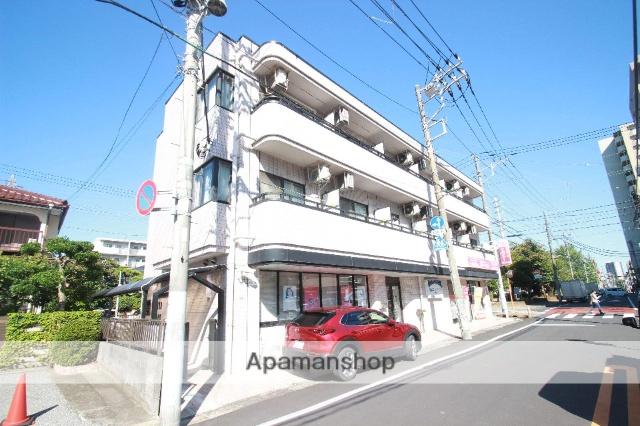 千葉県船橋市、船橋駅徒歩6分の築22年 3階建の賃貸マンション