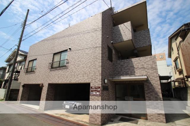 千葉県船橋市、船橋駅徒歩17分の築26年 3階建の賃貸マンション