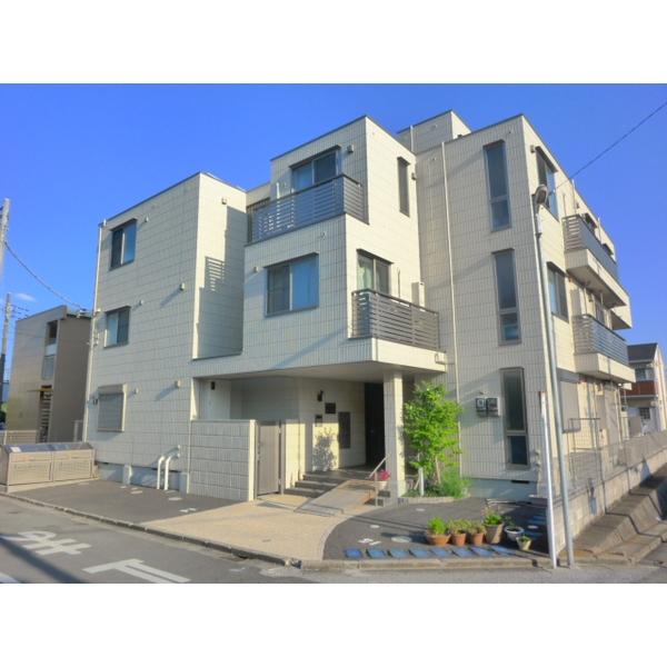 千葉県船橋市、高根木戸駅徒歩30分の築5年 3階建の賃貸マンション