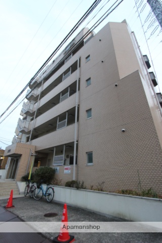 千葉県船橋市、船橋駅徒歩8分の築29年 6階建の賃貸マンション