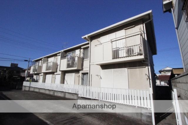 千葉県船橋市、船橋駅徒歩15分の築26年 2階建の賃貸アパート