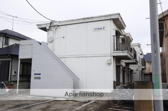 千葉県船橋市、南船橋駅徒歩18分の築29年 2階建の賃貸マンション
