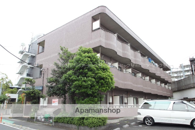 千葉県船橋市、下総中山駅徒歩10分の築20年 3階建の賃貸マンション