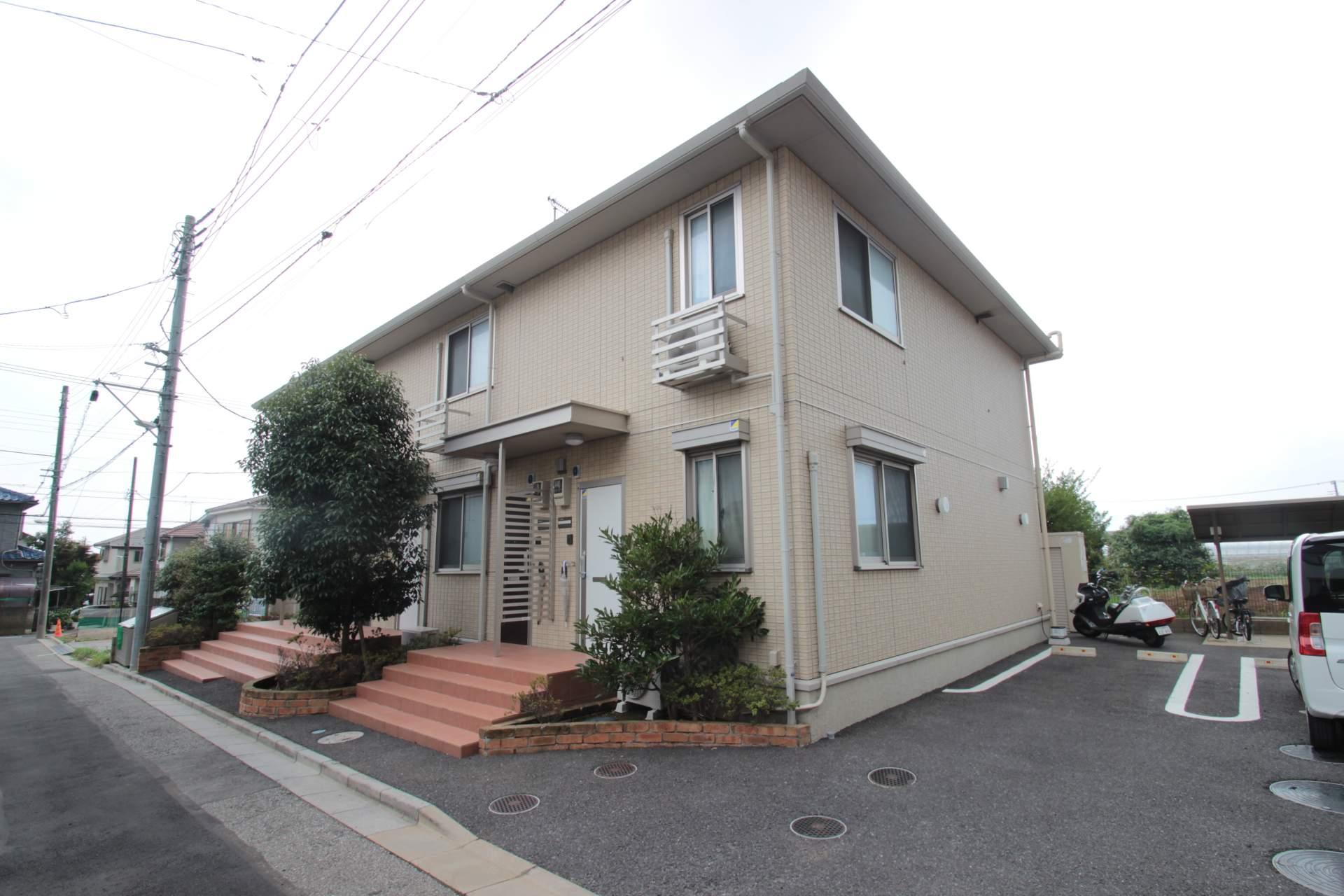 千葉県船橋市、船橋法典駅徒歩9分の築5年 2階建の賃貸アパート