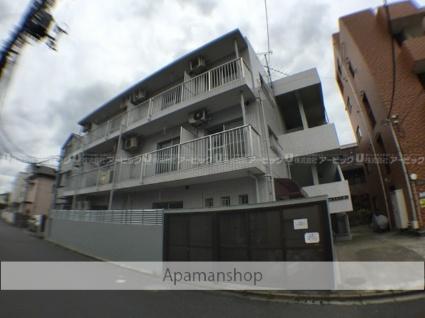 千葉県市川市、本八幡駅徒歩16分の築17年 3階建の賃貸マンション