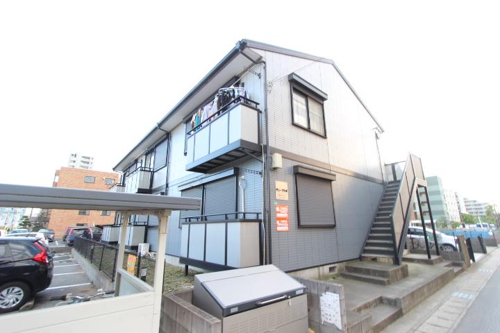 千葉県船橋市、船橋駅徒歩13分の築17年 2階建の賃貸アパート