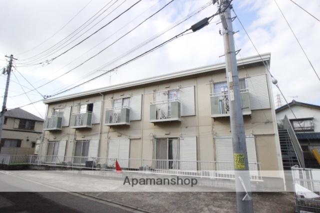 千葉県船橋市、船橋駅徒歩8分の築29年 2階建の賃貸アパート