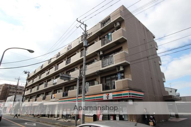 千葉県船橋市、塚田駅徒歩1分の築14年 5階建の賃貸マンション