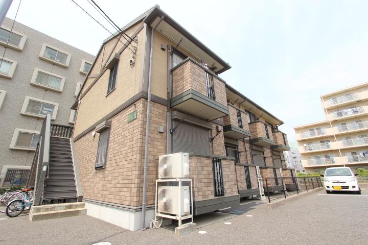 千葉県船橋市、西船橋駅徒歩3分の築12年 2階建の賃貸アパート