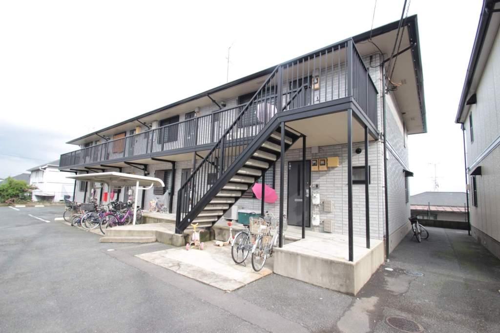 千葉県船橋市、船橋法典駅徒歩22分の築18年 2階建の賃貸アパート