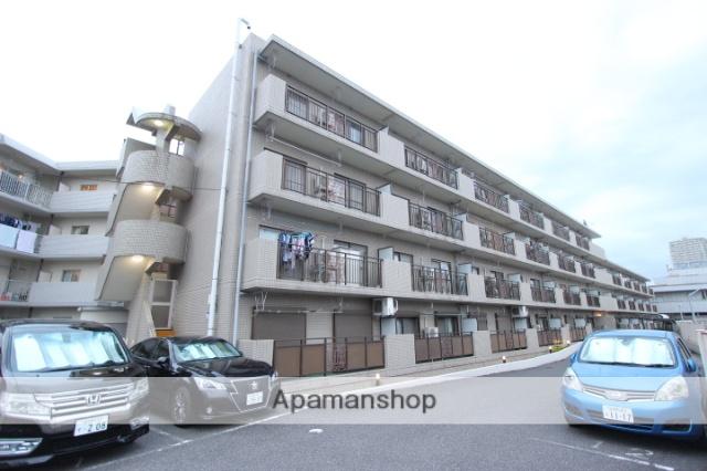 千葉県船橋市、船橋駅徒歩10分の築24年 4階建の賃貸マンション