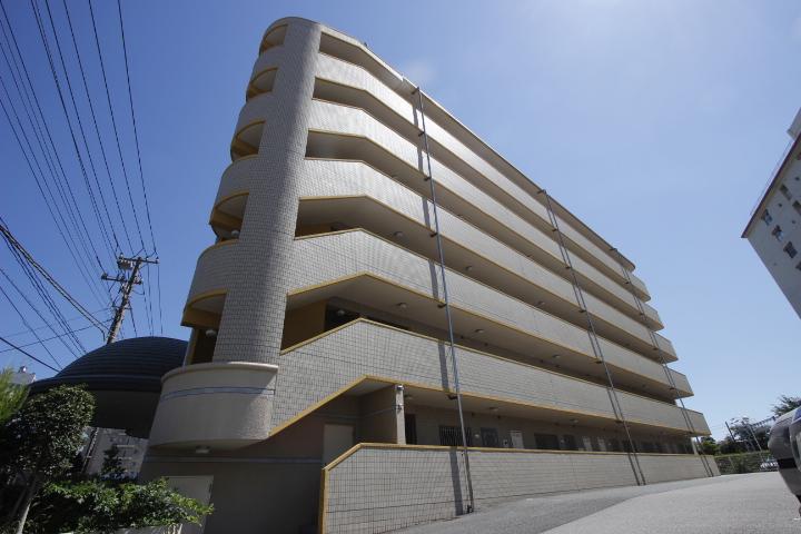 千葉県船橋市、海神駅徒歩13分の築21年 6階建の賃貸マンション
