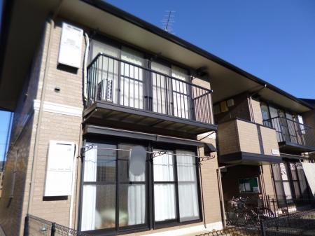 千葉県鎌ケ谷市、鎌ヶ谷駅徒歩3分の築18年 2階建の賃貸アパート