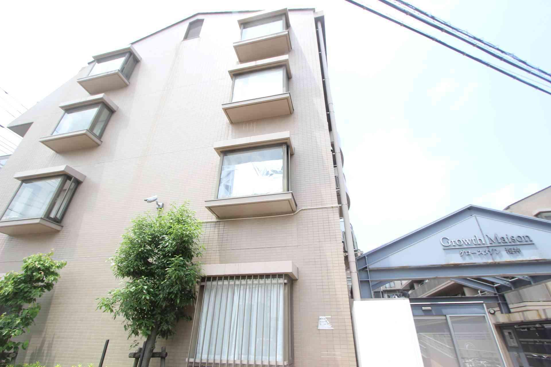 千葉県船橋市、新船橋駅徒歩9分の築24年 4階建の賃貸マンション