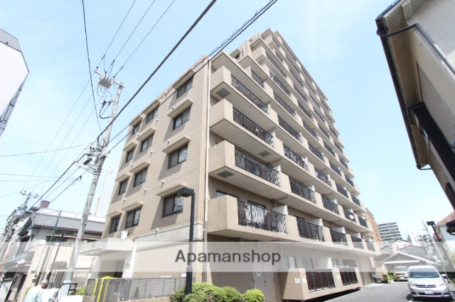 千葉県船橋市、船橋駅徒歩9分の築26年 11階建の賃貸マンション