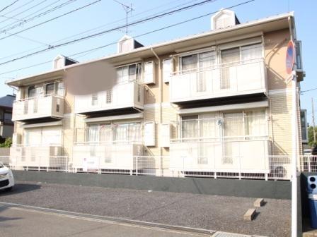 千葉県船橋市、船橋法典駅徒歩19分の築24年 2階建の賃貸アパート