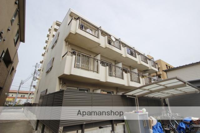 千葉県船橋市、船橋駅徒歩12分の築29年 3階建の賃貸マンション