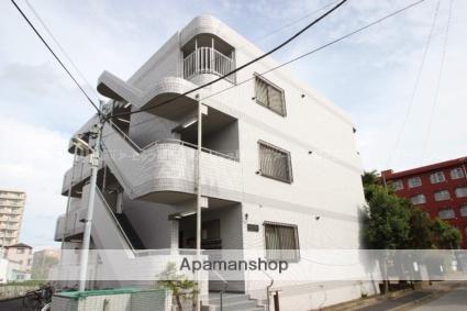 千葉県市川市、西船橋駅徒歩18分の築26年 3階建の賃貸マンション