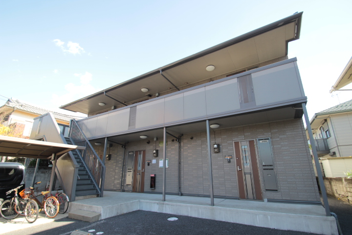 千葉県船橋市、船橋駅徒歩17分の築14年 2階建の賃貸アパート