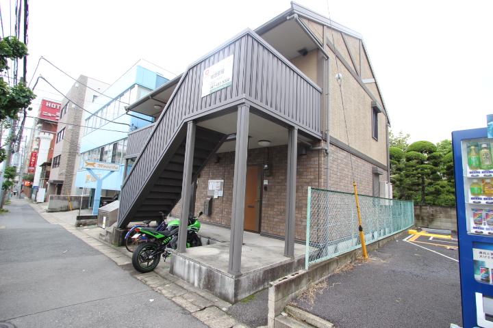 千葉県船橋市、西船橋駅徒歩7分の築12年 2階建の賃貸アパート