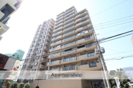 千葉県船橋市、船橋駅徒歩4分の築20年 14階建の賃貸マンション