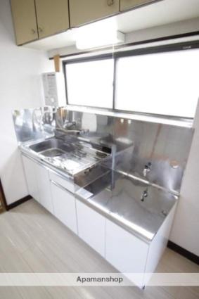 サングローリア壱番館[2K/32.23m2]のキッチン