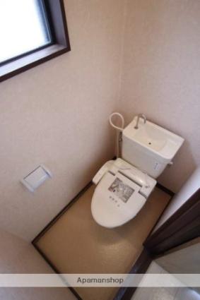 サングローリア壱番館[2K/32.23m2]のトイレ
