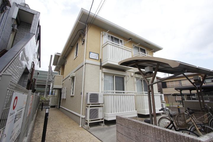 千葉県船橋市、塚田駅徒歩1分の築9年 2階建の賃貸アパート