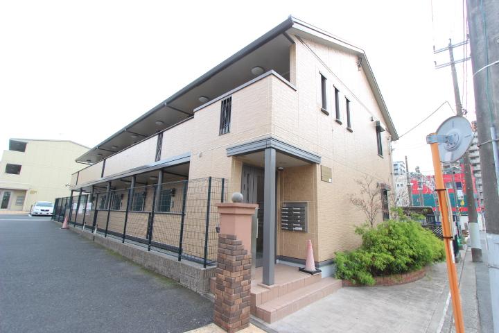 千葉県船橋市、南船橋駅徒歩15分の築9年 2階建の賃貸アパート