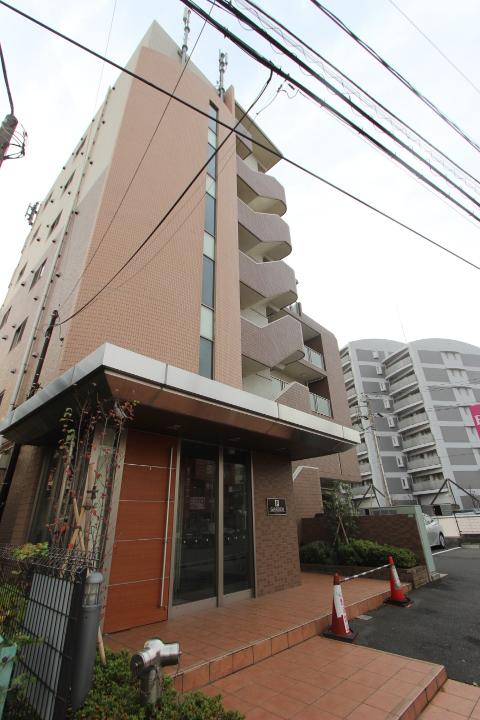 千葉県船橋市、船橋駅徒歩13分の築9年 7階建の賃貸マンション