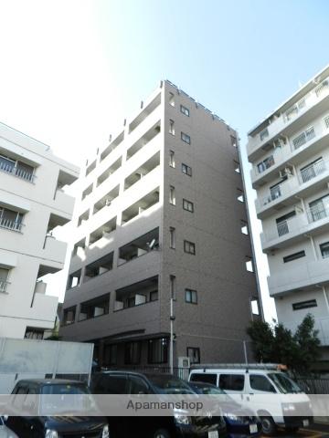 千葉県船橋市、船橋駅徒歩3分の築16年 7階建の賃貸マンション