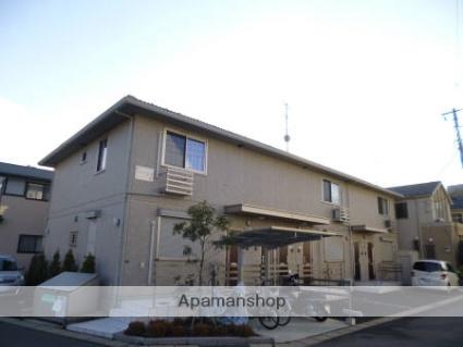 千葉県鎌ケ谷市、六実駅徒歩19分の築6年 2階建の賃貸アパート