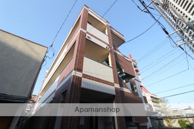 千葉県船橋市、船橋駅徒歩11分の築4年 3階建の賃貸マンション