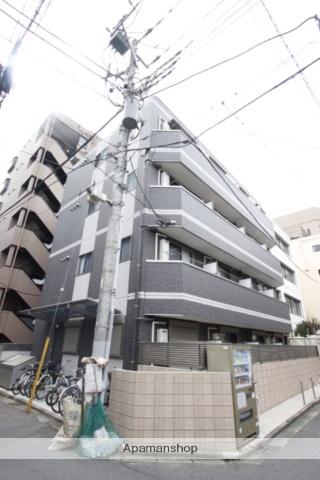 千葉県船橋市、船橋駅徒歩11分の築3年 4階建の賃貸マンション