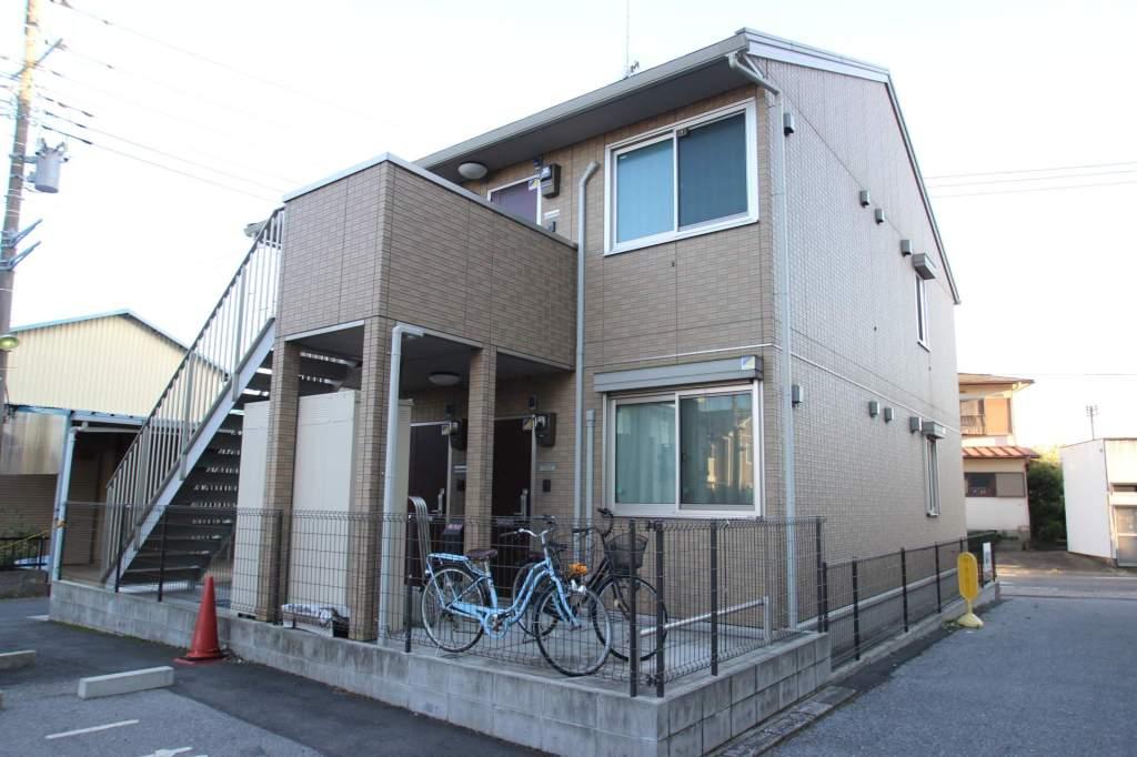 千葉県船橋市、船橋法典駅徒歩4分の築5年 2階建の賃貸アパート